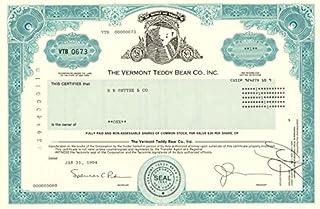 Vermont Teddy Bear Co, Inc.