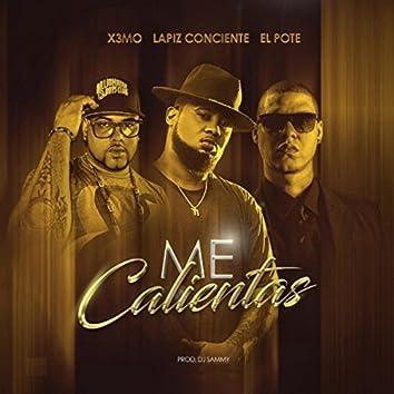 Me Calientas (feat. Lapiz Conciente & El Pote)