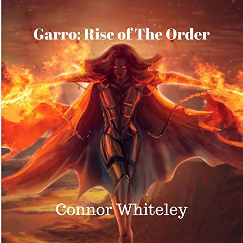 『Garro: Rise of the Order』のカバーアート