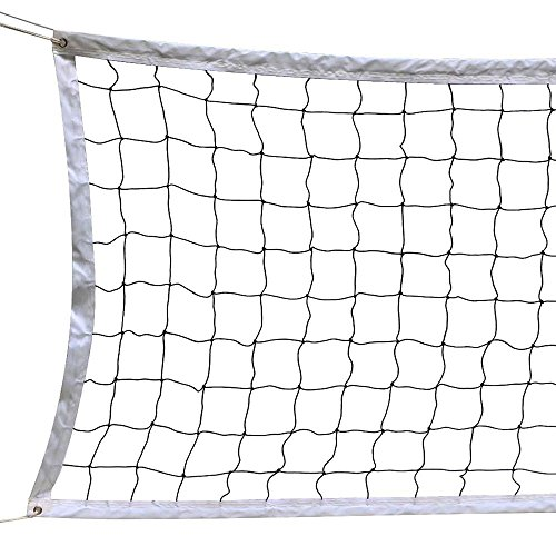 EFFT Life Classic Volleyball Net Ersatz für Outdoor Sports Garten Schoolyard Backyard Beach