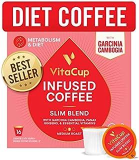 VitaCup Slim Blend Coffee Pods 16ct