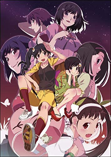 Nisemonogatari Limited Edition Blu-ray