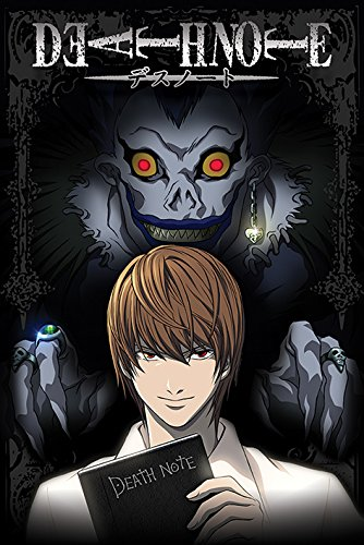 608987 - Death Note - Maxi Poster - From the Shadows- 61cm x 91.5cm (PlayStation 4)
