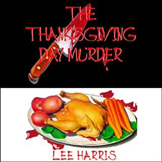 The Thanksgiving Day Murder audiobook cover art