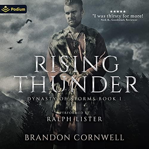 Rising Thunder Audiobook By Brandon Cornwell cover art