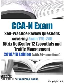 Best citrix netscaler exam Reviews