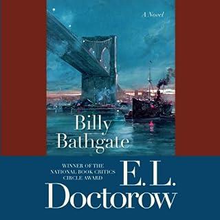 Billy Bathgate audiobook cover art