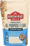 Arrowhead Mills, Flour All Purpose Organic Gluten Free, 20 Ounce