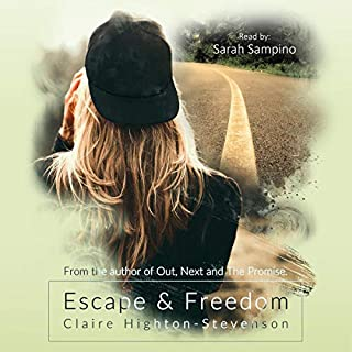 Escape and Freedom audiobook cover art