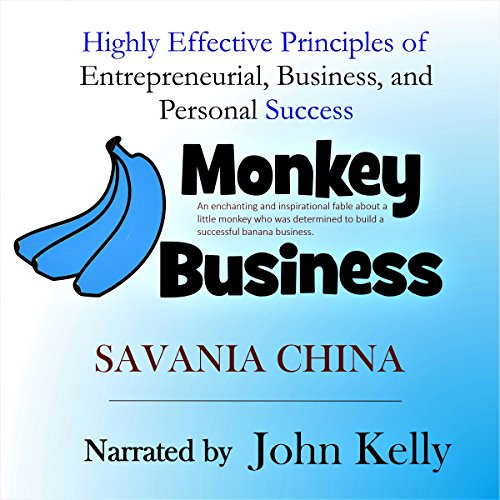 Monkey Business cover art