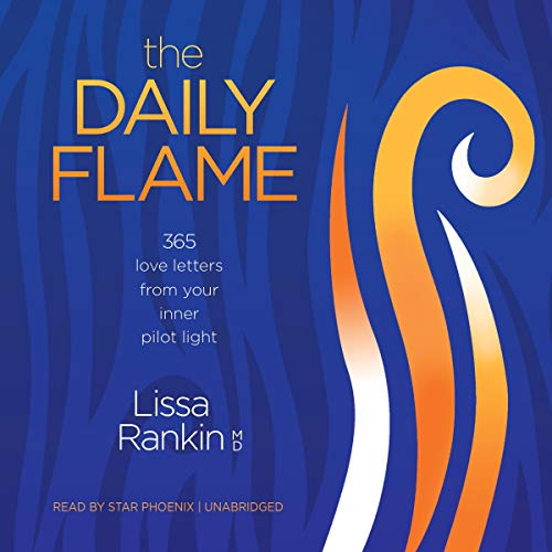 The Daily Flame audiobook cover art
