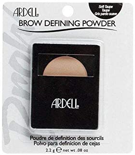 Ardell Brow Powder, Soft Taupe