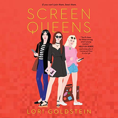 Screen Queens Audiobook By Lori Goldstein cover art