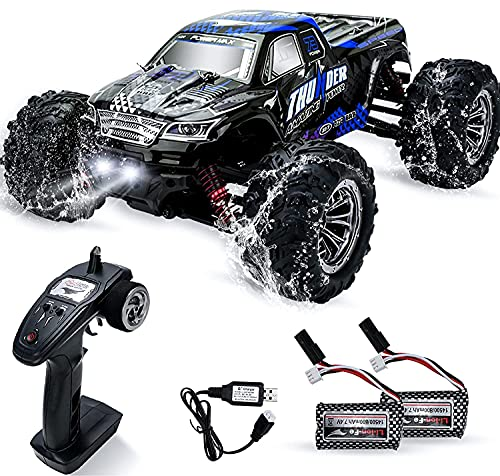 XINGRUI 1:16 High Speed RC Cars, 36 KPH Off-Road Remote Control...