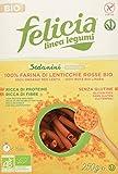 Felicia Sedanini Pasta Corta - 250 gr, Senza glutine