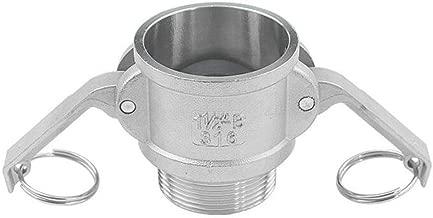 Stainless Steel Millennium Filters Millennium-Filters MN-D72B60BV Direct Interchange for WIX-D72B60BV