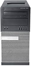 2018 Dell Optiplex 7010 Minitower High Performance Business Desktop Computer, Intel Quad-Core i5-3470 Up to 3.6GHz, 8GB RAM, 128GB SSD+2TB HDD, DVD, USB 3.0, Windows 7 Pro (Renewed)