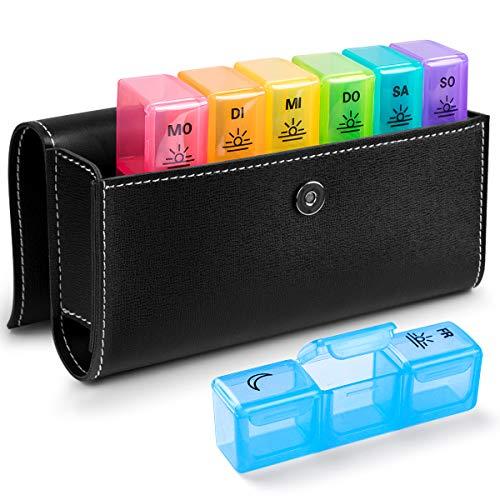 BUG HULL -  Tablettenbox 7 Tage