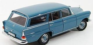 1/18 Mercedes-Benz 200 Universal 1968 BLUE DIECAST MODEL CAR