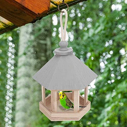 ガーデン バードフィーダー バードウォッチング 野鳥 給餌器 餌台 鳥用 バードフィーダー 小鳥 鳩 野鳥観察 おしゃれ インテリア 吊下げ シンプル