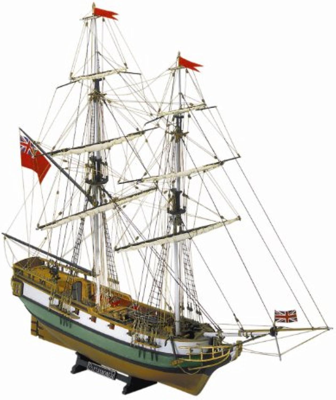 Mamoli MV 45 - Modellbausatz im Mastab 1   64 Portsmouth