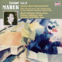 Marek: Chamber Music 2, Vol. 8: Petite Suite for piano, 2 Pi茅ces romantiques pour harpe, etc.