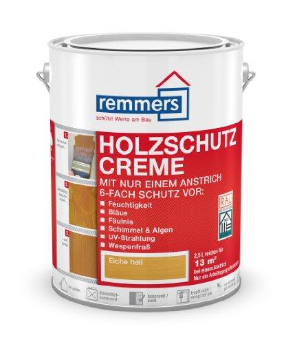Remmers Aidol Holzschutz-Creme - nussbaum 20ltr