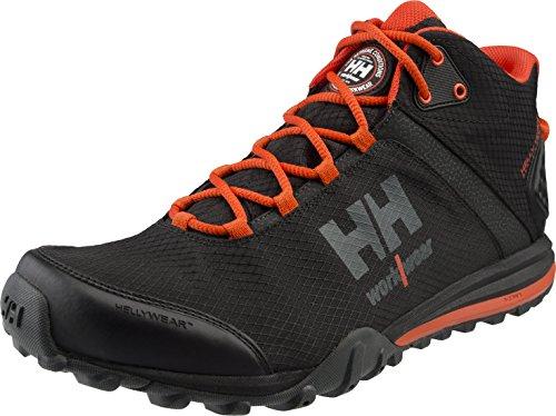 Helly Hansen Workwear Laufschuhe HellyHansen 78253 Rabbora Trail Mid Freizeitschuhe HellyTech Performance, 45, schwarz, 78253