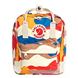 3. Kanken Art Mini Mochila - Modelo multicolor