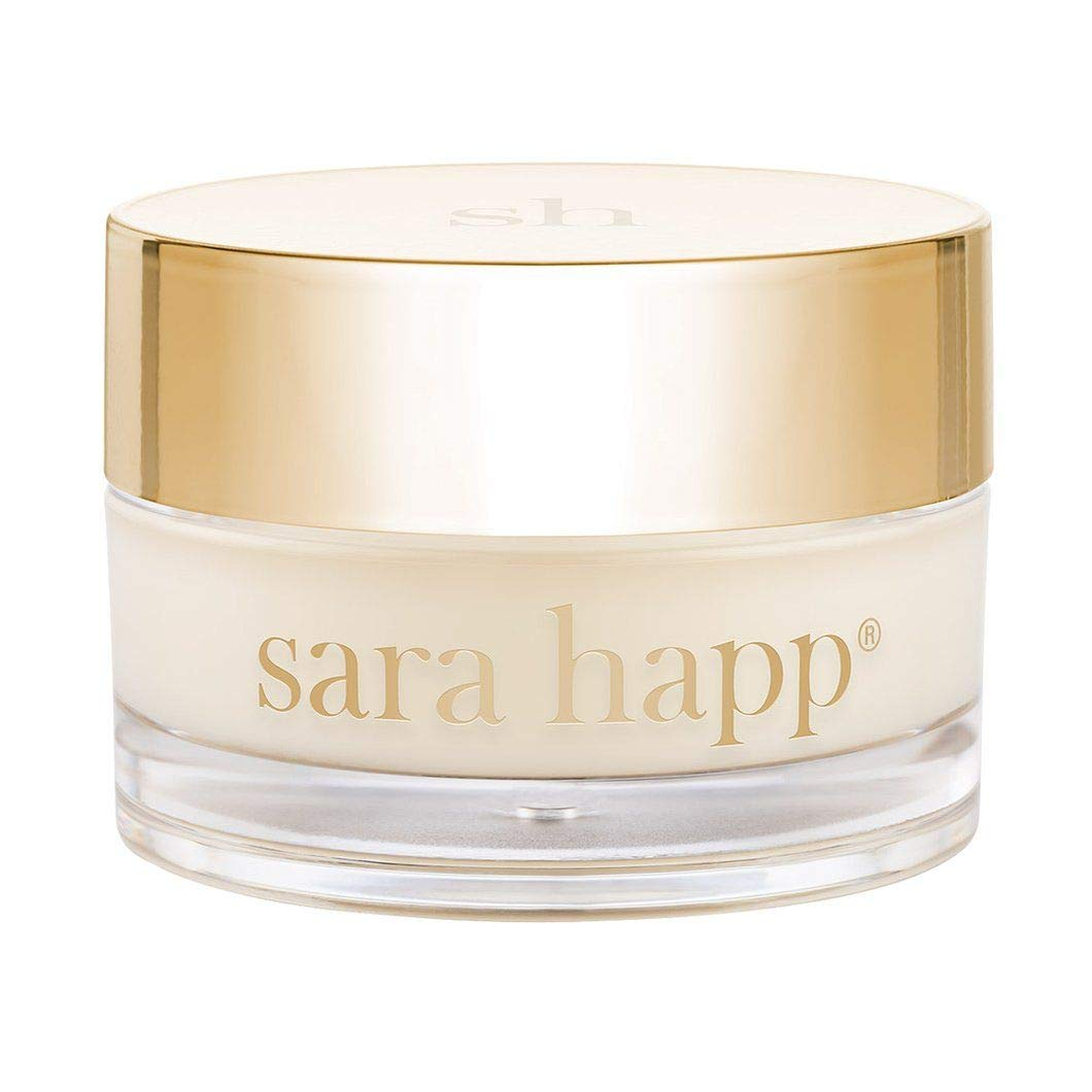 sara happ The Dream Slip Overnight Lip Mask: Moisturizing Natural Blend, Chamomile, Honey and Vanilla Lip Mask, Soothes and Repairs Lips, 0.5 oz : Beauty