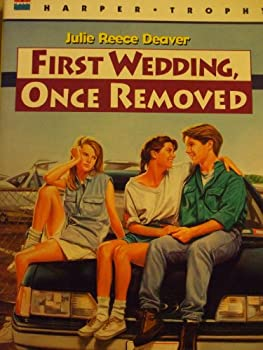 First Wedding, Once Removed 0064404021 Book Cover