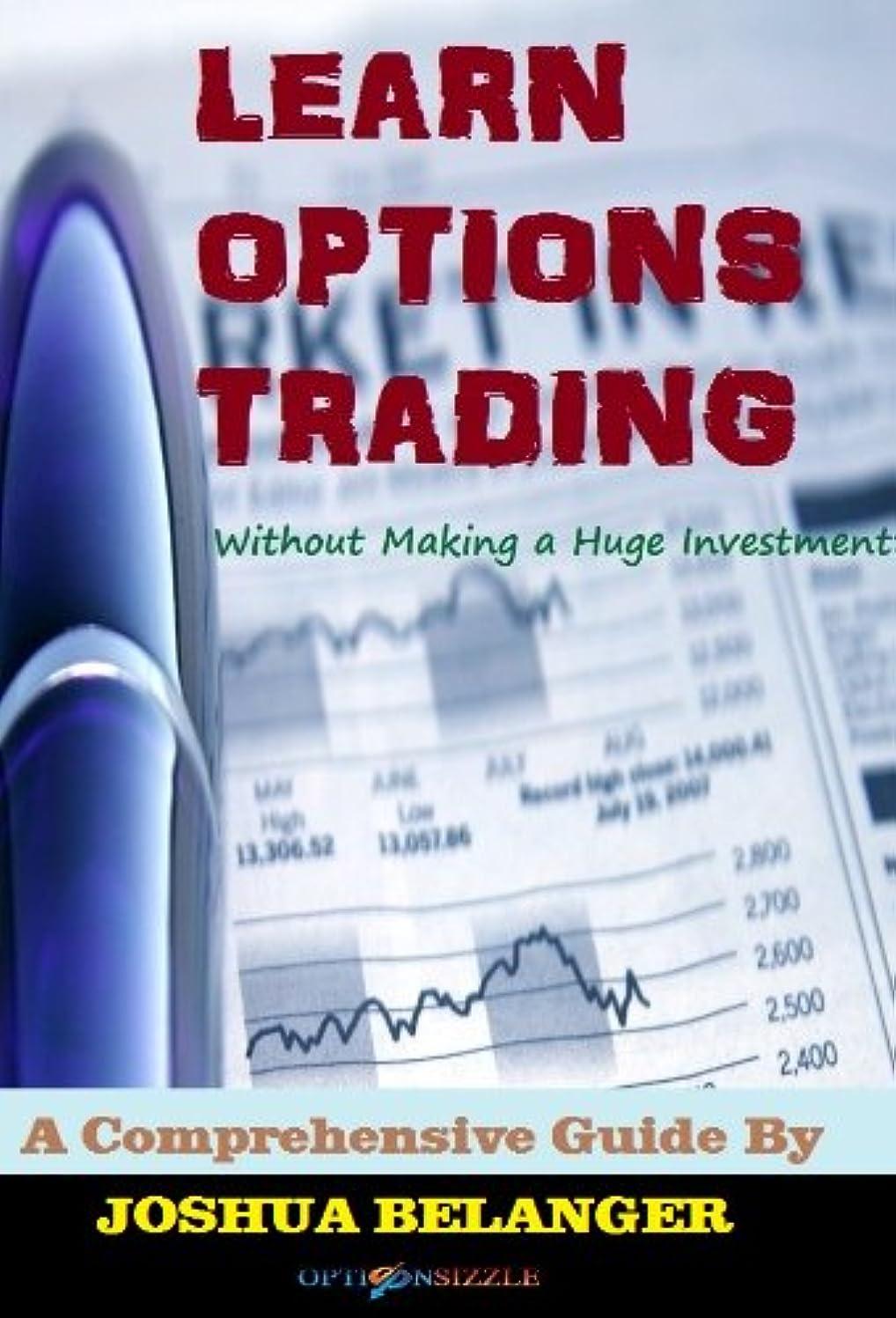 雑品気難しいピアースLearn Options Trading (English Edition)
