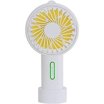 携帯扇風機 2019年モード「在庫一掃」USB扇風機 30°角度調整 手持ち·卓上置き·首掛け 充電式 風量3段階調節 ミニ扇風機 コンパクト 強風 7枚羽根 首掛け 熱中症対策 夏祭り アウトドア 熱中症対策 ベース付き。