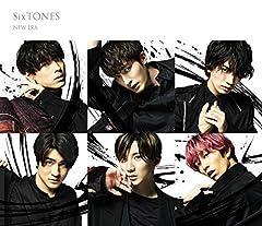 SixTONES「Life in color」のCDジャケット