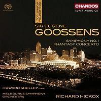 Goossens: Symphony No. 1; Phantasy Concerto by Howard Shelley (2009-02-24)