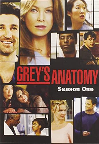Grey'S Anatomy: Season 1 (2 Dvd) [Edizione: Stati Uniti]
