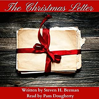 The Christmas Letter audiobook cover art