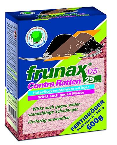 frunol delicia® Frunax® DS Contra Ratten, 600 g