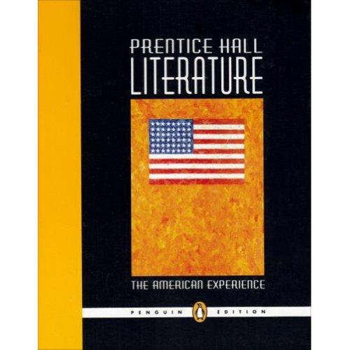 Price comparison product image The American Experience (Prentice Hall Literature) Penguin Edition Grade 11