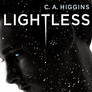 Lightless audiobook cover art