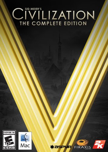 Sid Meier's Civilization V: The Complete Edition [Mac Code - Steam]