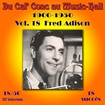 Du Caf' Conc au Music-Hall (1900-1950) en 50 volumes - Vol. 18/50