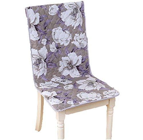 Blancho Slipcovers Slipcovers Chaise Chair One Pièce Président Coussin de Dossier