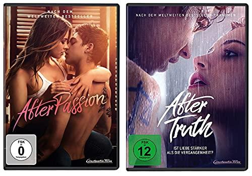 After Passion / After Truth (After Passion 2) im Set - Deutsche Originalware [2 DVDs]