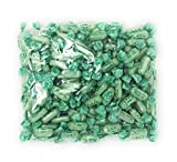 Mangini Candy, Menta (Mint Sweet) Candy (1 bag) 2.2 Pounds