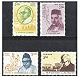 Set of commemorative postage stamps Mint Unhinged
