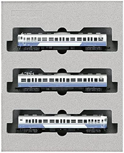 Series 115-1000 Niigata Farbe Renewal (3-Car Set) (Model Train)
