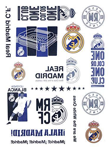 Astra TatuaĹze wodne RM-11 Real Madrid