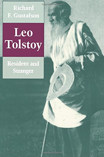 Leo Tolstoy: Resident and Stranger (Princeton Legacy Library)