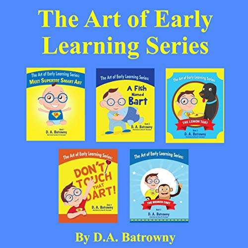 Couverture de The Art of Early Learning Series